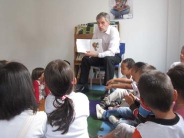 El Caracolí estuvo presente en la Escuela de Verano Rosa Sensat en Barcelona, España